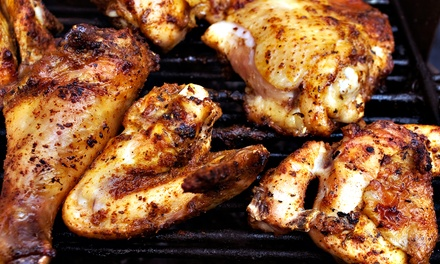 $10 for Two Groupons, Each Worth $10 of Fire-Grilled Cuisine at Park City Broiler ($20 Total Value)