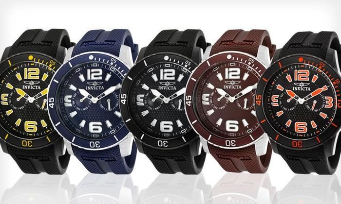 Invicta Corduba or Sea Spider Watch: Invicta Men's Sea Spider or Corduba Watch (Up to 90% Off). Multiple Colors Available. Free Shipping.