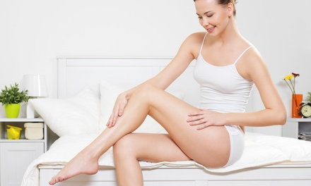 Three Laser-Hair Removal Sessions on Small, Medium, or Large Area at Drs. Feldman & Galotto Llc. (Up to 67% Off)