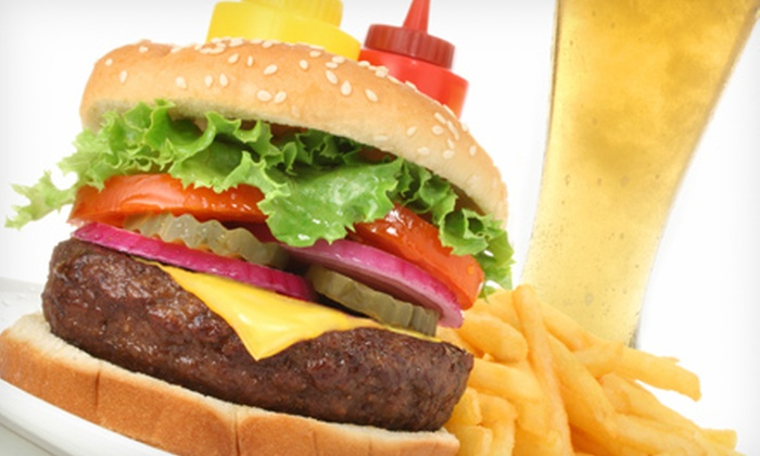 Painted Parrot - West Allis: Burgers and Beer for Two or Four at Painted Parrot (Up to 52% Off)