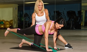 Women's Fitness of Boston: Three or Six 30-Minute Personal Training Sessions (57% Off)