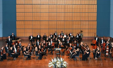 Mesquite Symphony Orchestra Presents Mesquite Symphony Series on September 13–May 2 (Up to 42% Off)