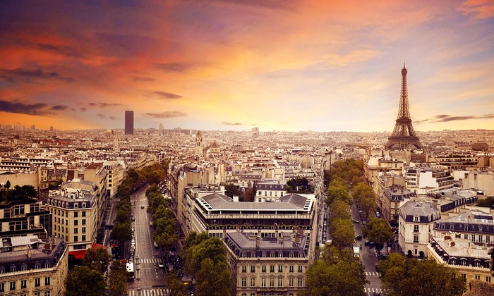 8-Day Paris & Barcelona Trip with Airfare from Gate 1 Travel