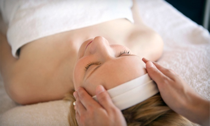 Dharma Healing Center - Dharma Healing Center: $65 for a 90-Min Dharma Sampler with a Facial, Massage, and Reflexology Treatment at Dharma Healing Center ($135 Value)