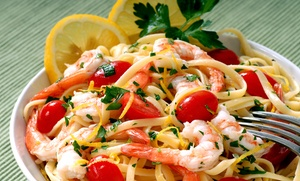 Aquafinz: $17 for $30 Worth of Seafood and Steak at Aquafinz