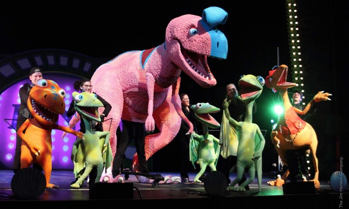 """Jim Henson's Dinosaur Train Live!: """"Buddy's Big Adventure"""" - Count Basie Theatre: $16 for Jim Henson's Dinosaur Train Live: """"Buddy's Big Adventure"""" at Count Basie Theatre on January 29 (Up to $32 Value)"""