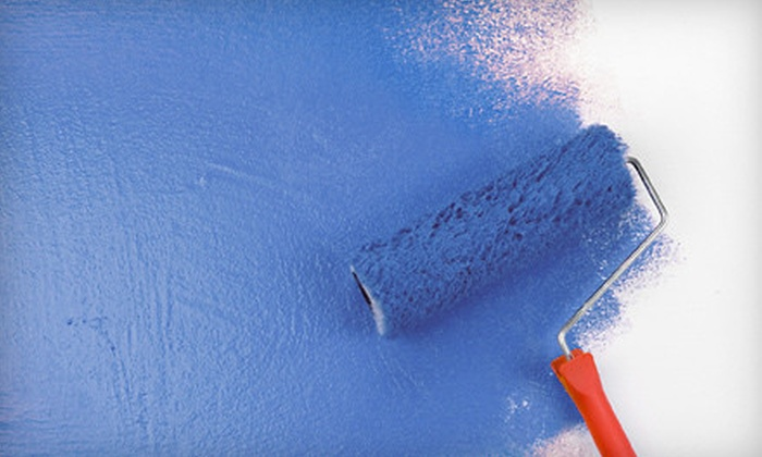 Stevens Source Painting and Pressure Washing - Greenville: Interior Painting for One or Three Rooms from Stevens Source Painting and Pressure Washing (Up to 76% Off)