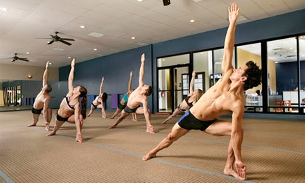 10- or 20-Class Pass at Bikram Yoga Richardson (Up to 81% Off)
