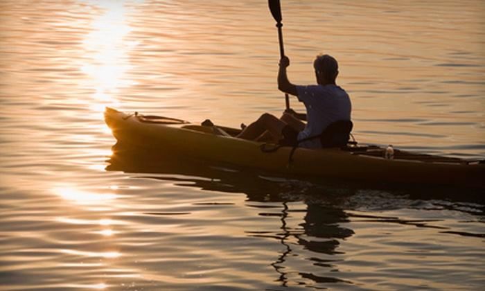 Kayak-iti-Yat - Bayou St. John: Two-Hour Kayaking Tour for Two or Four from Kayak-iti-Yat (Up to 53% Off)