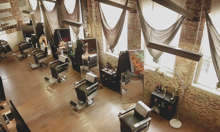 Elegance Studio - Downtown Los Angeles: A Men's Haircut with Shampoo and Style from Elegance Studio  (60% Off)