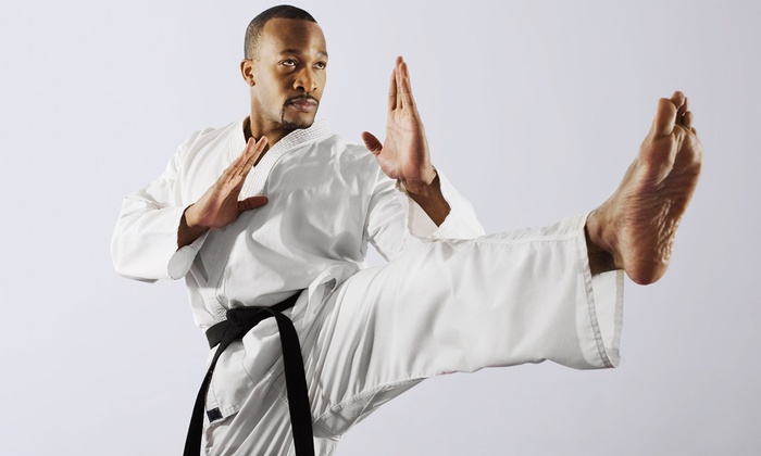 Brown's DragonFire Martial Arts - Aurora: $30 for a One-Month Membership and Uniform at Brown's DragonFire Martial Arts ($119.99 Value)