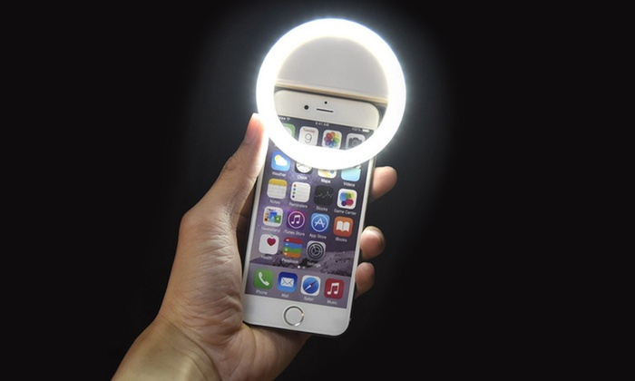 Alayna Universal Selfie Ring Light for Mobile Devices