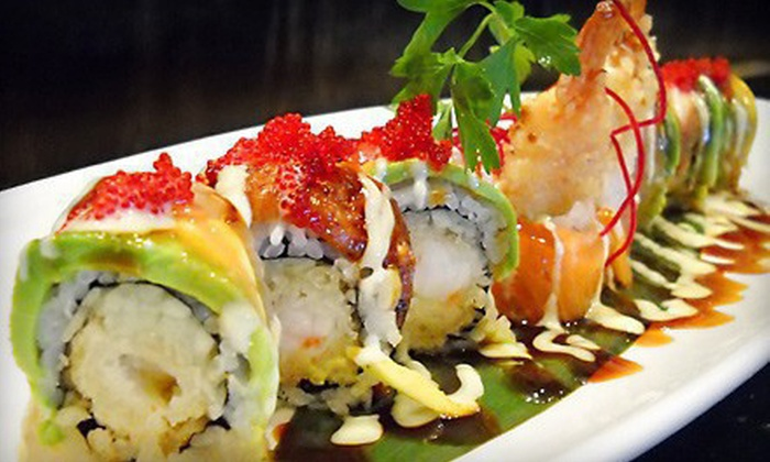 Lotus Inn - Tredyffrin: $15 for $30 Worth of Sushi and Pan-Asian Cuisine at Lotus Inn