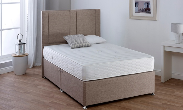 Complete Comfort Mattress from £270.29 (61% OFF)