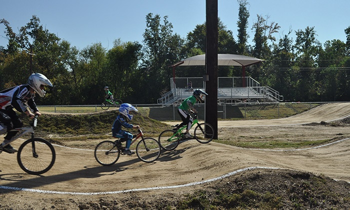 BREC BMX Raceway - Highlands/Perkins: $125 for a One-Year USA BMX Membership at BREC BMX Raceway ($1,020 Value)