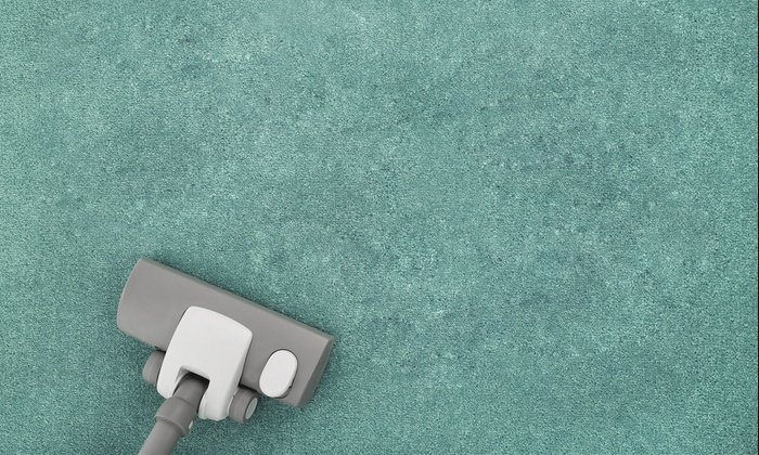 SteamWorks Mobile - Dallas: Carpet Cleaning for Three or Four Rooms from SteamWorks Mobile (65% Off)