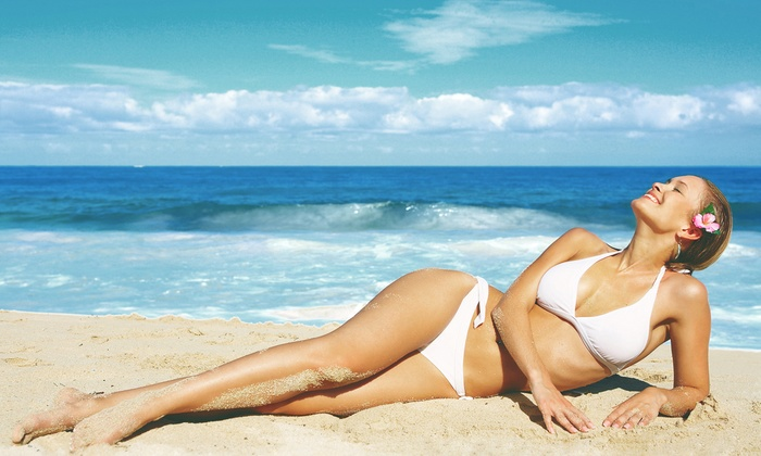 Montego Bay Tanning Co. - Moran Prairie: One or Three Airbrush Spray Tans at Montego Bay Tanning Co. (Up to 50% Off)