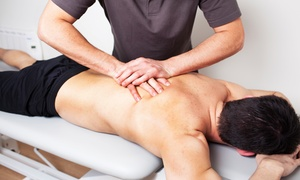 Dr. Javitz Chiropractic: Consultation, Exam, and Adjustments at Dr. Javitz Chiropractic (Up to 93% Off)
