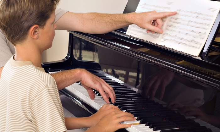 Keys to Success Music School - Ozone Park: Two or Three 30-Minute Private Piano Lessons at Keys to Success Music School (Up to 53% Off)