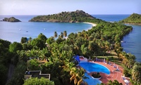 Beachfront Antigua Resort with Ocean Views