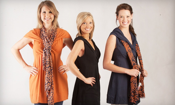 Gameday Girl Stuff: Gameday Apparel from Gameday Girl Stuff (Half Off). Two Options Available