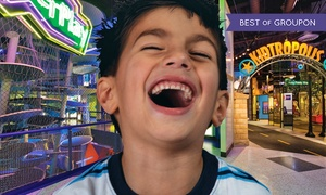 Children's Museum of Houston: One, Two, or Four Admissions to the Children's Museum of Houston (Up to 50% Off)
