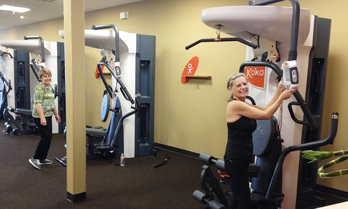 Koko FitClub - McCormick Ranch: 6 or 12 Fitness Sessions at Koko FitClub (Up to 87% Off)