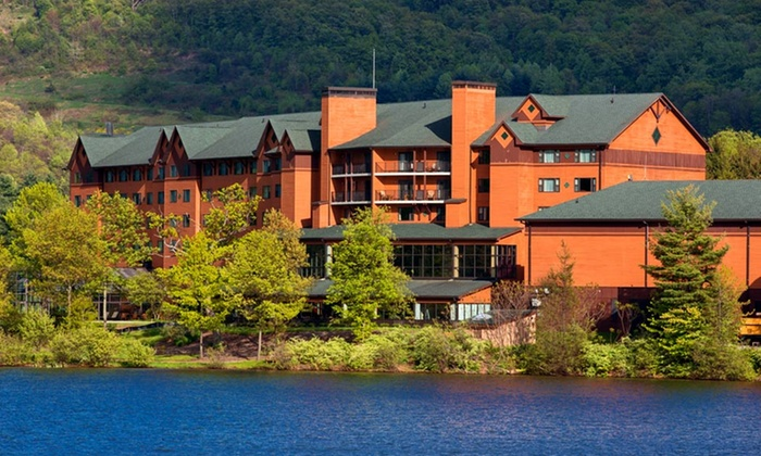 Rocky Gap Casino Resort - Flintstone, MD: Stay at Rocky Gap Casino Resort in Cumberland, MD