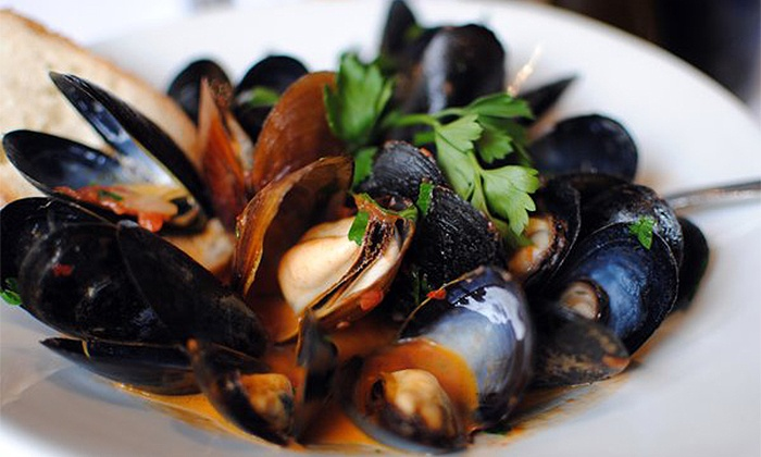 Intermezzo - Midtown Manhattan: Three-Course Italian Dinner with Drinks for Two or Four at Intermezzo (Up to 44% Value)