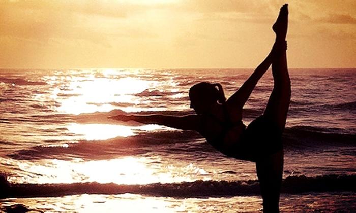 Bikram Yoga Jacksonville - Jacksonville Beach: 5 or 10 Hot-Yoga Classes at Bikram Yoga Jacksonville (Up to 70% Off)