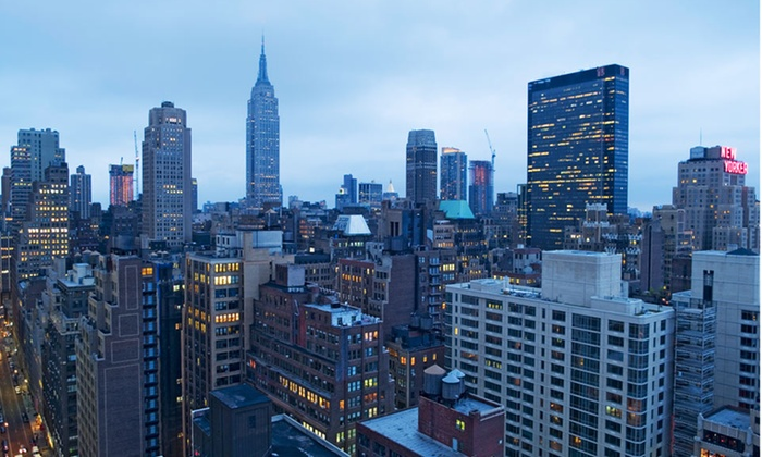 null - Central Jersey: Stay at Holiday Inn Express Times Square in New York City