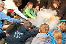 Techniquest Glyndwr: Science Centre Admission For Two or a Family of Four at Techniquest Glyndwr (Up to 53% OFf)