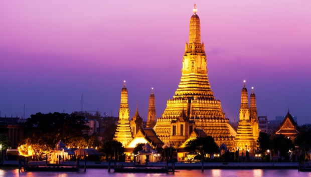 BKK: Thai Airways Return Flights 1