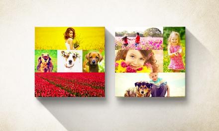 Foto-lienzo personalizable y tamaño a elegir en Printerpix (hasta 86% de descuento) - Gastos de envío excluidos