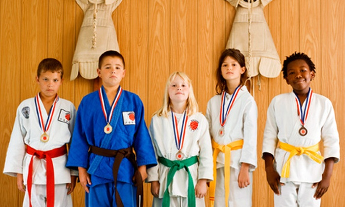 Champion Martial Arts - Las Vegas: One Month of Martial-Arts Classes for Adults or Four Weeks of Classes for Kids at Champion Martial Arts (Up to 74% Off)