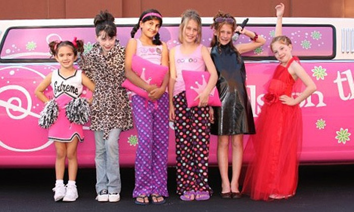 Sweet and Sassy - Lake Magdalene: Chocolate Paradise Spa Package or Fashion Diva Party for Up to Eight Girls at Sweet and Sassy (Up to 54% Off)