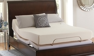 Mattress Savvy: Twin, Twin XL, Full, Queen, or King Serta 8-Inch Memory-Foam Mattress at Mattress Savvy (Up to 72% Off)