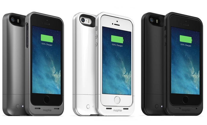 Mophie Juicepack for iPhone 5/5S/SE from €24.99 (Up to 76% Off)