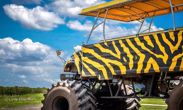 Showcase of Citrus - Clermont: Monster-Truck Off-Road Eco Tours with Day Pass for Two or Four at Showcase of Citrus (Up to 48% Off)