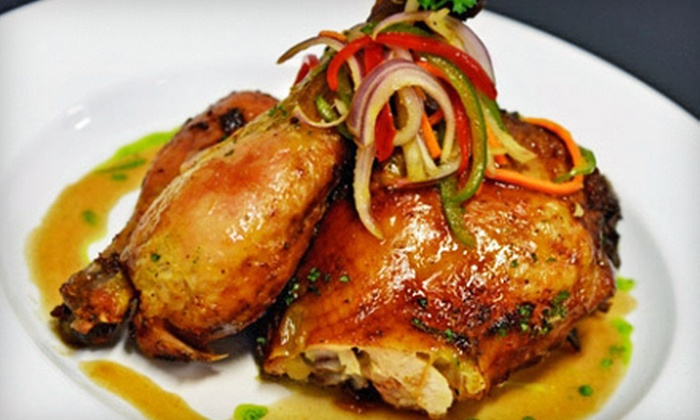Savor Miami - Doral: Two-Course Cuban Dinner with Wine for Two, Four, or Six at Savor Miami (51% Off)