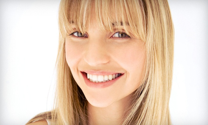 Ariel at The Bungalow - Ariel at The Bungalow: Haircut with Conditioning, Partial Highlights, or Full Highlights from Ariel at The Bungalow in Burleson (Up to 59% Off)