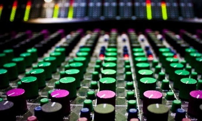 Urban Chain Studios - London: Music Recording Session from £39 at Urban Chain (Up to 64% Off)