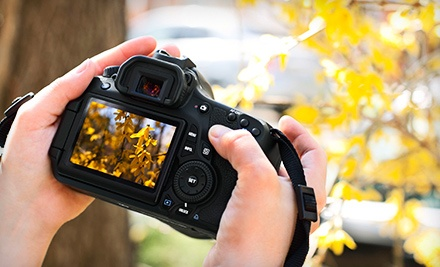 On-Location Photography Class for One or Two from Remember Forever (Up to 60% Off)