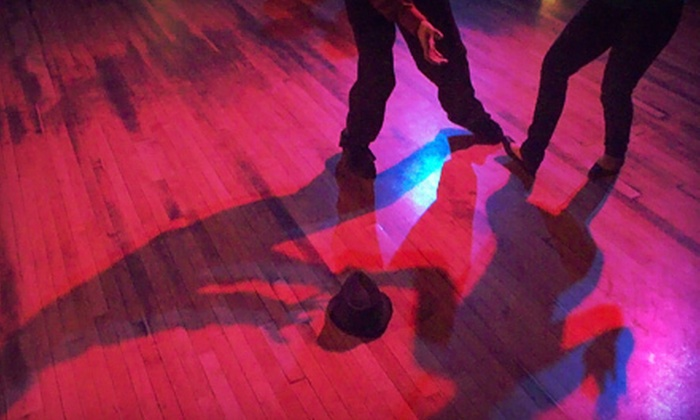 T-Town Swing - New Tacoma: Four Weeks of Swing Lessons for One or Two at T-Town Swing in Tacoma (Up to 58% Off)