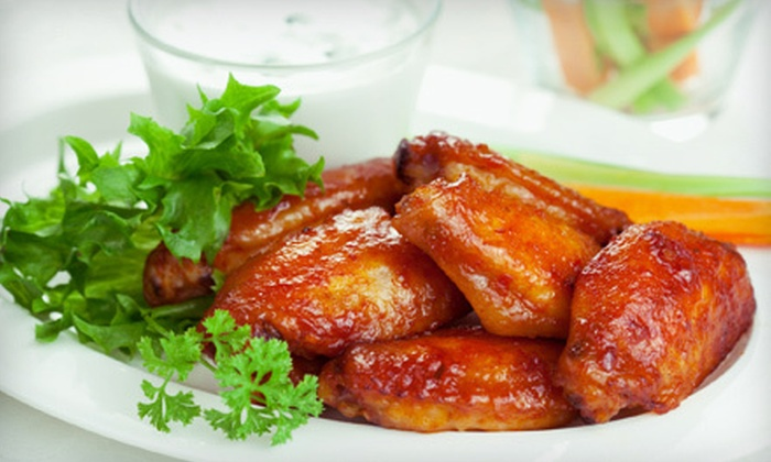 Ying's Wings & Every Thing - Marvin Gardens: Eclectic Fare and Drinks at Ying's Wings & Every Thing in Tonawanda (Up to 53% Off). Two Options Available.