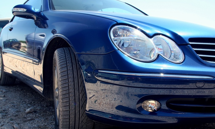 Gils at your service - Naples: Mobile Deluxe Detail for a Car or SUV by Gils at your service (Up to 51% Off)