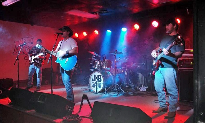 Thirsty Cowboy's New Year's Eve Bash - Medina: Thirsty Cowboy's New Year's Eve Bash Featuring the John Hardy Band for One or Two on December 31 (Up to 45% Off)