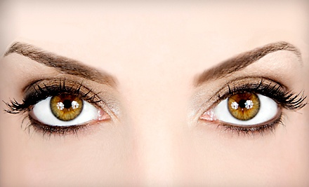$99 for Permanent Top and Bottom Eyeliner at The Face and Body Place ($215 Value)