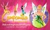 "Entrada al show infantil ""Campanilla, una Aventura Musical"""