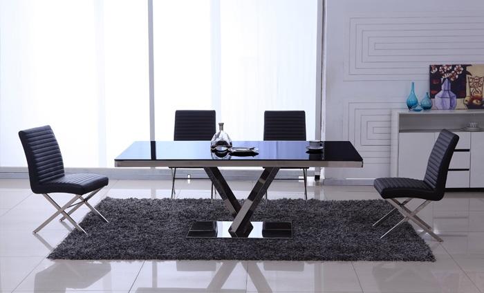 Design Eettafel Met 6 Stoelen.Dinertafel Met Stoelen Groupon
